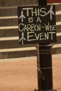 Carbon wise event